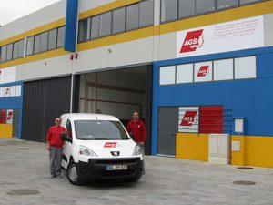 New premises AGS Lisbon