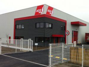 Warehouse Strasbourg premises