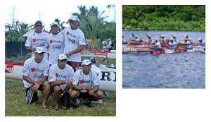 AGS Tahiti Admiral trophy