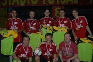 Football team AGS Singapore