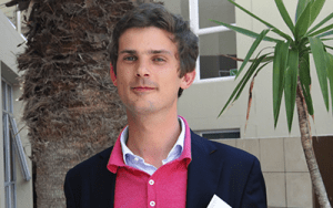 Louis Thiercelin - Deputy Branch Manager for AGS Algeria