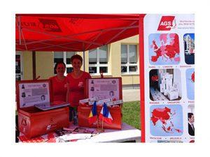 Stand AGS Romania International Festival