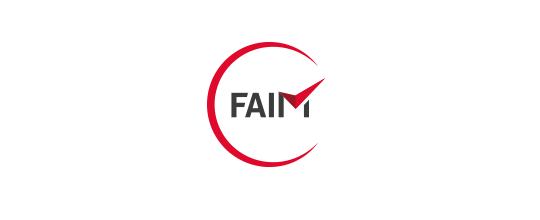 FAIM logo