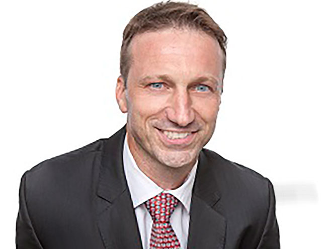 Gregory Seitz - Branch Manager AGS Hong Kong