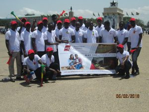 MAY DAY Celebrations in Accra AGS Ghana 1