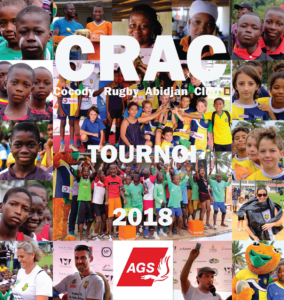 Cocody Rugby Abidjan Club touring 2018
