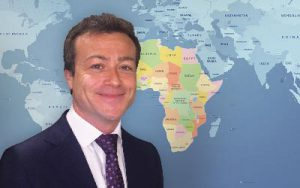 Thomas de Mallmann, AGS Africa Desk Director