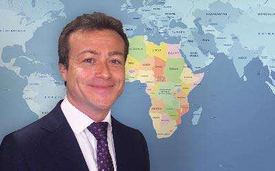 Thomas de Mallmann, AGS Africa Desk Director