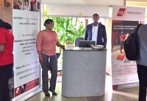 Movers Kenya - Moving Company in Kenya | AGS international
