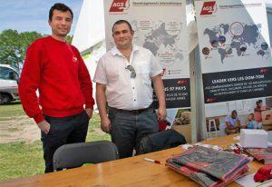AGS Auvergne - Cédric Herlin et Guillaume Cartal